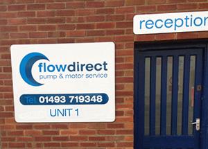 Flowdirect service centre
